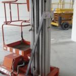 Plataforma elevadora de un personal al mejor precio